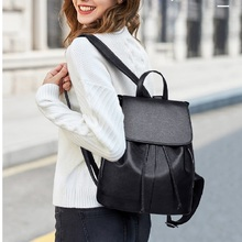 ZOOLER Luxury Vintage Genuine Leather Cowhide Real Women Backpacks Female Ladies Backpack School Book Style Bolsas #G500