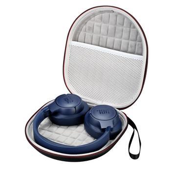 Funda rígida para JBL T750BTNC, caja de auriculares inalámbricos con Bluetooth, cubierta...