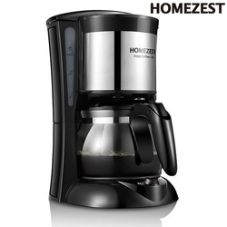 Fashion stainless steel household small American coffee machine freshly ground drip coffee pot portable household coffee tea
