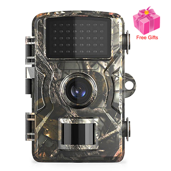 Trail Camera 12MP 1080P Wildlife Game Hunting Trail Camera Motion Activated Security Camera IP66 Night Vision Scouting Camera 1