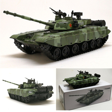 1:32 alloy T99 TANK model high simulation military tank toys metal castings with music flash children