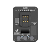 WL B110 Hard Disk Programmer for iPhone 8 Plus/X /Xs/Xs Max/11/11 Pro MAX NAND HDD Read Write Data Backup Memory Upgrade