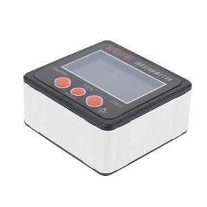 Image 3 - דיגיטלי Inclinometer אלקטרוני מד זווית אלומיניום סגסוגת מעטפת פוע תיבת זווית מד מד מדידת כלי