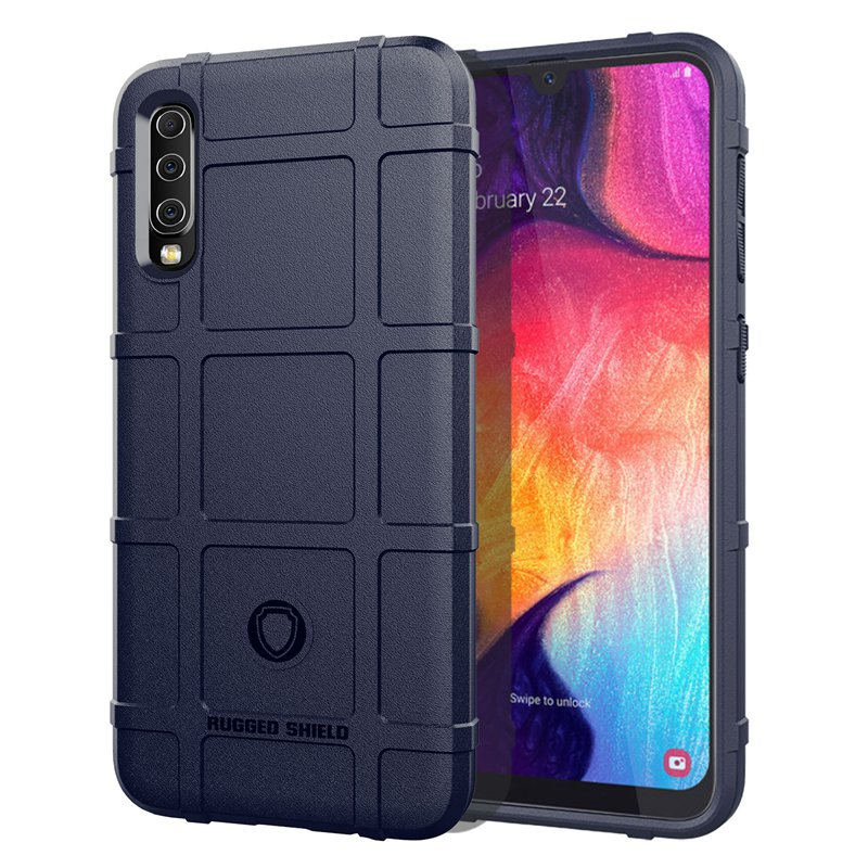 <font><b>For</b></font> <font><b>Samsung</b></font> Galaxy A50 A70 <font><b>Case</b></font> Rugged Armor <font><b>Shockproof</b></font> Back Cover <font><b>For</b></font> <font><b>Samsung</b></font> Galaxy A90 A80 A60 A40 <font><b>A30</b></font> A20 A10 Phone <font><b>Cases</b></font> image