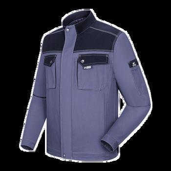 2020Welding suits wear resistant electrician uniform dirty-resistant long sleeve auto repair workshop mechanic outfit jacket top