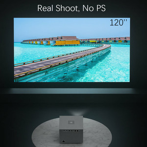 Image 5 - Fengmi Formovie Vogue Pro DLP Projector 1600 ANSI Lumens Full HD 1080P Projection Support 4K Video FengOS Wifi Home Theater