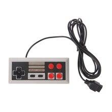 4 düğme denetleyicisi Gamepad için Coolbaby TV el video oyunu 9 Pin konsolu