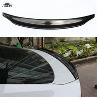 Caractere style Carbon fiber rear trunk spoiler lip for audi a5 sportback 2017 up CA styling car wing (not fit Sline S5 RS5)
