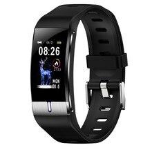 BM08 женские Смарт-часы IP68 Водонепроницаемый мониторинг сна монитор сердечного ритма браслет спортивный фитнес для Android IOS Телефон# G1
