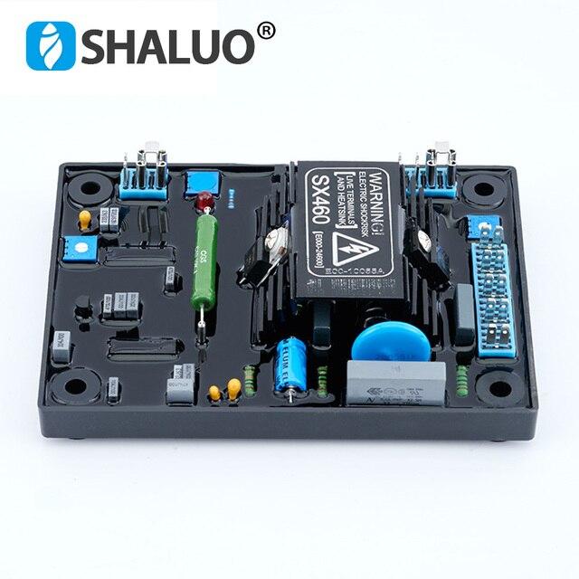 SX460 AVR Stamford Generator Automatic Voltage Regulator diesel alternator Voltage stabilizer Electric generator Power Parts 3