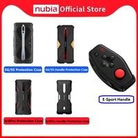 Nubia – étui de protection pour poignée de jeu, 100% Original, pour RedMagic 5G 5s, 6Pro, 6, 6R