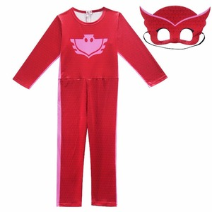 Image 3 - Boys Peter Pan Kids Animal Cosplay Costume Carnival Party Clothes COS Jumpsuits with Mask Superhero Halloween Costumes for Kids