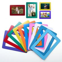 Photo-Frames Picture-Frame/fridge-Frame Magnetic for Home-Decor UK Colorful New-Fashion