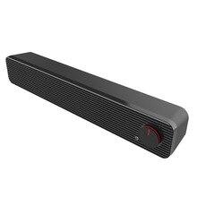 Компьютер аудио Настольный Ноутбук H ome динамик телефон длинный сабвуфер Гостиная ТВ Bluetooth динамик поддержка AUX разъем для наушников