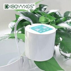 Dispositivo de riego automático inteligente para jardín, herramienta de riego por goteo para plantas carnosas, controlador de sistema con temporizador y bomba de agua, Flecha de goteo