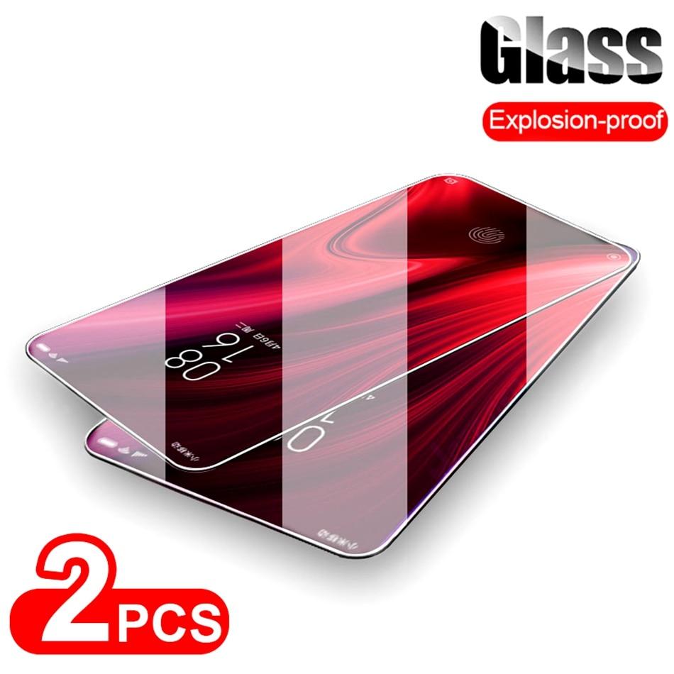 2 шт 9D закаленное стекло для Xiao mi Red mi Note 7 6 8 Pro Защитное стекло для Xiaomi mi 8 9 SE Lite для Red mi 7 6A 6 стекло