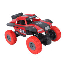 4WD RC Climbing Car 4x4 Double Motors Drive Bigfoot Rechargeable Remote Control Vehicle Toys For Boys Kids Gifts 26 styles rc car transformation robots sports vehicle model robots toys remote cool rc deformation cars kids toys gifts for boys