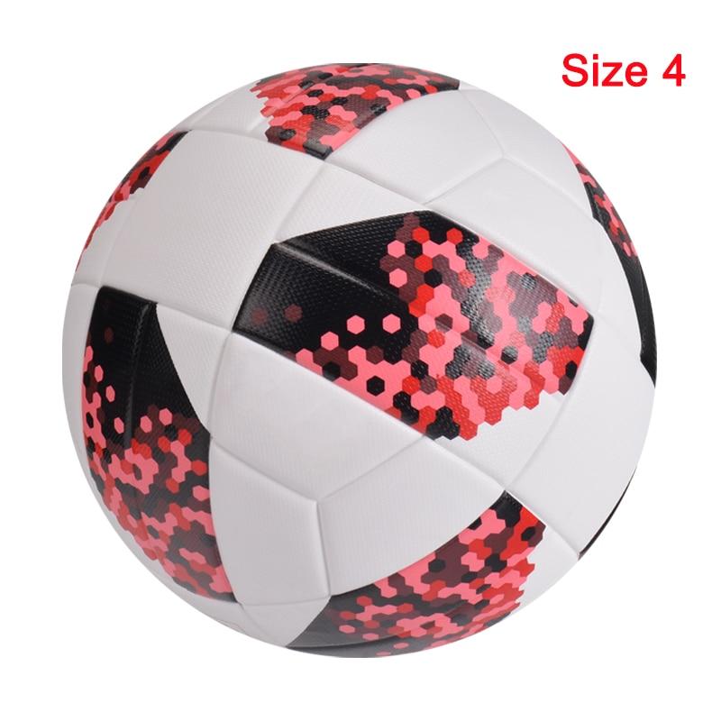 Professional Size5/4 Soccer Ball Premier High Quality Goal Team Match Ball Football Training Seamless League futbol voetbal 25
