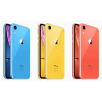 Original Smartphone Apple iPhone XR (64 hard gb ROM, 3 hard gb RAM, free shipping Back camera 12 MP, Camera Selfie from 7 MP, Screen de