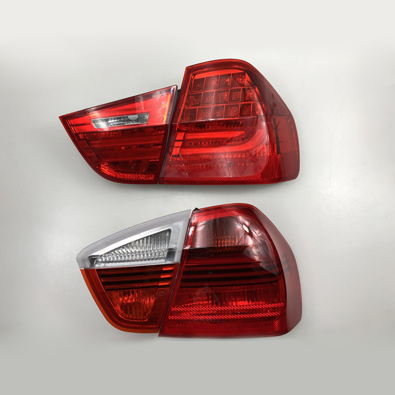 Taillight Exterior Rear Light Inner For BMW E90 318i 320i 323i 325i 328i 330i 2005-2012 image