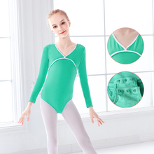 Children Leotards Ballet Dance Leotard Girls Gymnastic Clothes Bodysuit Kids