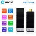 VONTAR X96S 4K TV 스틱 안드로이드 9.0 4 기가 바이트 32 기가 바이트 Amlogic S905Y2 쿼드 코어 와이파이 BT 1080P H.265 4K 60pfs TV 동글 2G 16G|TV 스틱|가전제품 -