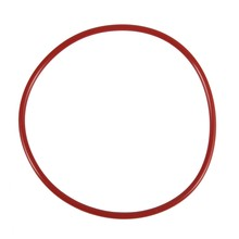 Red Silicone O Ring Seals Tree 110mm x 104mm x 3.5mm(China)
