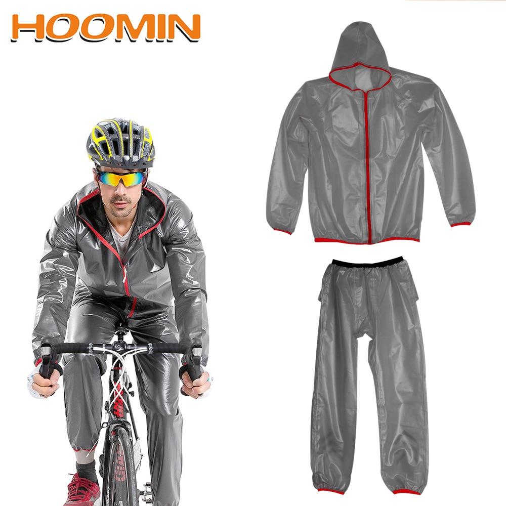 HOOMIN непроницаемый дождевик костюм дождевик для велосипеда дождевик для мотоцикла бытовые товары 2 цвета