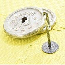 Штанга стойки несущая вес-подшипник лоток колокольчики лоток для тренировки руки мышц устройство для тренировки фитнес-оборудования