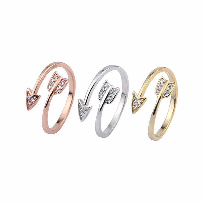 2019 White Cubic Zircon ปลาปรับแหวนเงิน Fairy Tale Dream แหวนแฟชั่นผู้หญิงเครื่องประดับหมั้นแหวนสำหรับหญิง