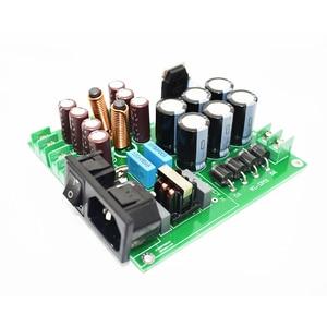 Image 4 - لوسيا 3 مرحلة تصفية 50 واط تيار مستمر إمدادات الطاقة الخطية DC12V لرفع مستوى الصوت المتكلم المعدات ذات الصلة NAS CAS PC HiFi A8 009