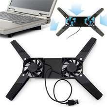 Настольный компьютер для ноутбука с двойной вентиляцией