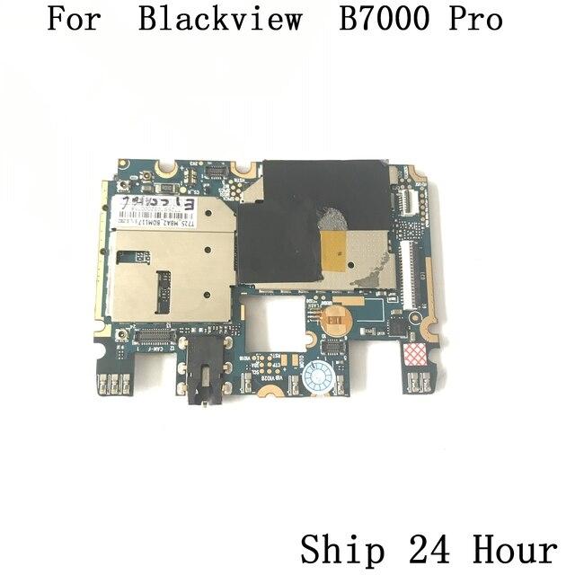 Orijinal Blackview BV7000 Pro kullanılan anakart 4G RAM + 64G ROM anakart Blackview BV7000 Pro onarım sabitleme parça değiştirme