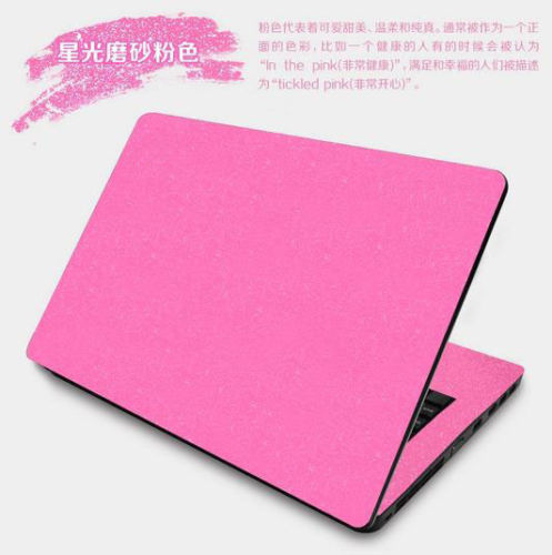 Pink Glitter Purple 1PCS Carbon fiber Laptop Sticker Decal Skin Cover Protector for Apple iPad Pro 12 9 A2229