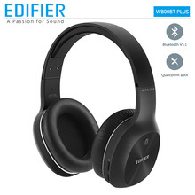 Edifier w800bt mais unidade de drivers sem fio bluetooth fone de ouvido bluetooth v5.1 40mm até 50 horas fones estéreo suporte aptx