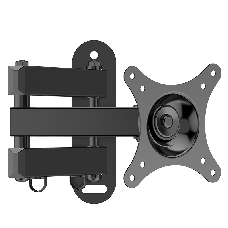 TV Mount TV Wall Mount Bracket Rotated 14-24 Inch LCD LED Flat Panel Plasma TV Holder