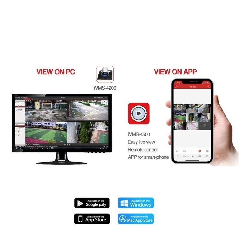 Hikvision Englisch Version DS-7608NI-K2/DS-7616NI-K2 8CH/16CH Max unterstützt 8MP IPC 4K H.265 NVR Netzwerk Digital Video recorder