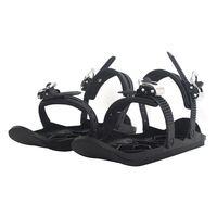Unissex alta qualidade durável dajustable portátil universal sapatos de skate capa conjunto esportes sapatos de esqui accessorie   -