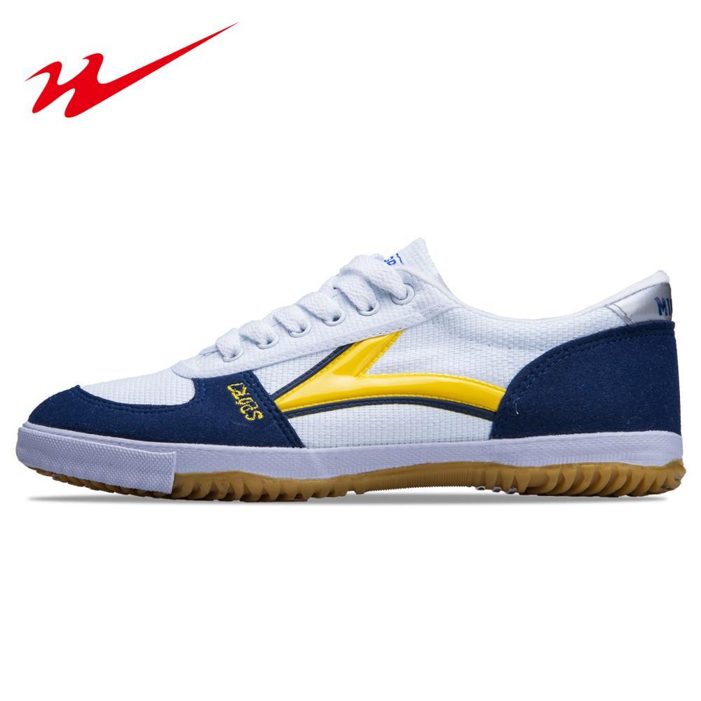 Table Tennis Shoes Men And Women Table Tennis Shoes Professional Breathable Sports Shoes Tendon Soles Badminton Training Shoes