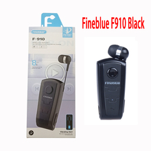 Fineblue F910 Portable Business Fashion Wireless Bluetooth Earphone Headset In Ear