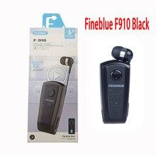 Fineblue F910 ポータブルビジネスファッションワイヤレスbluetoothイヤホンで、耳
