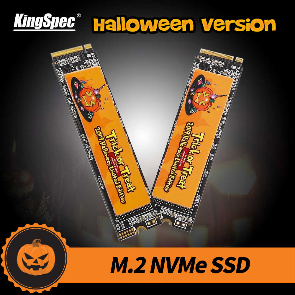 KingSpec M.2 ssd M2 240gb PCIe NVME 120GB 500GB 1TB Solid State Drive 2280 Internal Hard Disk hdd for Laptop Desktop MSI Asrock