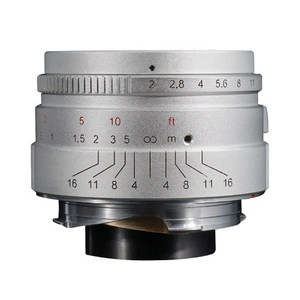 Image 5 - 7 אומנים 35mm F2 גדול צמצם הפרקסיאלית M הר עדשה עבור לייקה מצלמות M M M240 M3 M5 M6 m7 M8 M9 M9P M10 עדשה 35 2