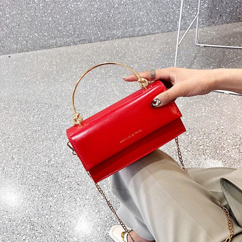 Bags Women Shoulder Bag Handbag 2020 New Fashion Korean Women's Messenger Small Square Bags Women Handbags Ladies Crossbody Bags
