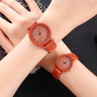 Zegarki damskie 2019 reloj mujer zegarek kwarcowy kobiety High-end niebieskie szkło życie wodoodporny wyróżnia się kobiety bajan kol saati