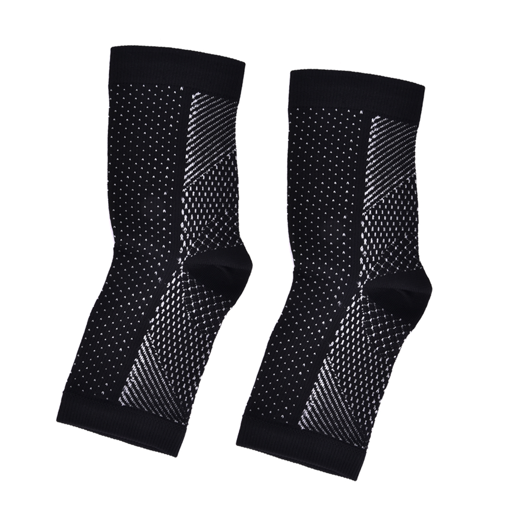 Ankle Heels Support Women Men Compression Foot Angel Sleeve Heel Arch Support Pain Relief Foot HealthCare Socks Hot Dropshipping 3