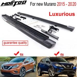 Image 1 - Luksusowa deska do biegania nerf bar boczny krok bar dla Nissan Murano 2015 2016 2017 2018 2019 2020, darmowa wysyłka do azji, promocja