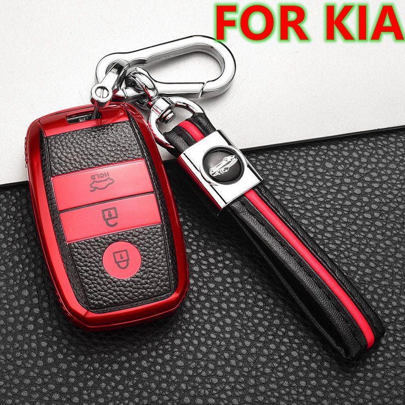 Мягкий ТПУ чехол для автомобильного ключа для Kia Rio Sportage 3 4 QL Cerato Optima K2 K3 K5 Ceed Sorento Soul Forte Picanto аксессуары|Футляр для автомобильного ключа| | АлиЭкспресс