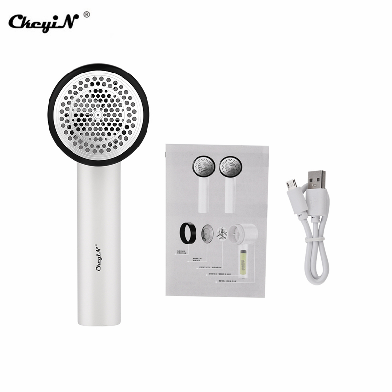 Electric Clothes Lint Remover Fuzz Pills Shaver Sweaters Curtains Clothing Lint Pellets Cut Machine Pill Remover Clothes Trimmer
