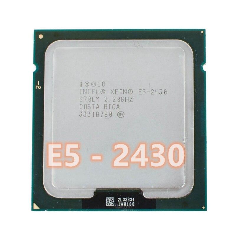 Intel Xeon E5-2430 E5 2430 2,2 GHz CPU de seis núcleos de 12 hilos 15M 95W procesador LGA 1356 En Stock UMIDIGI S5 Pro Helio G90T procesador de juegos 6GB 256GB teléfono inteligente FHD + AMOLED en la pantalla de huella digital Pop-up Selfie Cámara